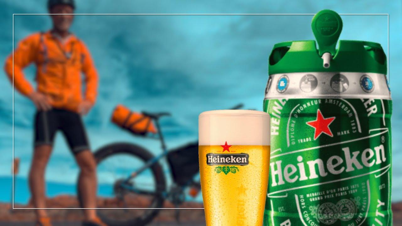 Heineken Mini Keg Setup Youtube