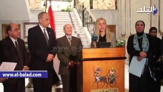 بالفيديو.. سها سليمان: 70 % من المنحة السعودية لتنمية سيناء