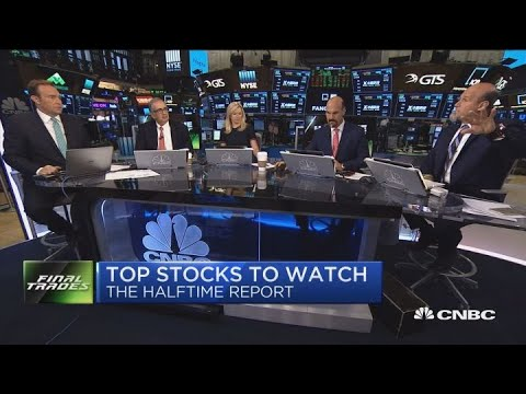 Final Trades: Symantec, Spotify, JPMorgan & Chinese Internet Stocks