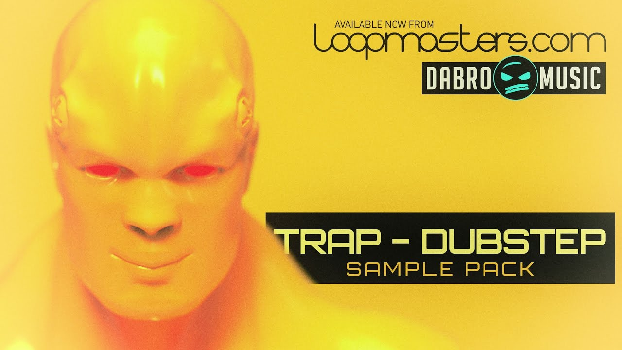 Trap Dubstep' By DABRO Music - Trap Drums & Dubstep Samples And ...