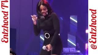 Tiwa Savage Dancing Zanku