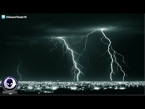 Raging Storms LINKED To Mysterious UFO Sightings Across The World! 6/3/16
