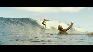 Отмель 2016. Серфинг на запретном пляже