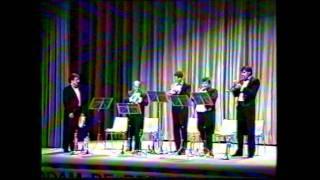 Eutépé. Ensemble de Trompettes de Paris. DANSES ET MADRIGAUX DE LA RENAISSANCE. 1993