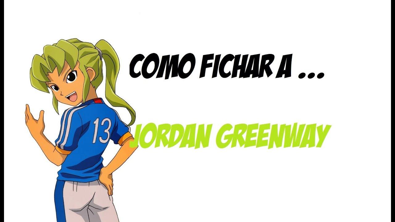 fichar a jordan inazuma eleven 3 the ogre