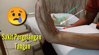 Sirkulasi darah yg tidak lancar menimbulkan terjadinya gumpalan darah sehingga menyebabkan peradanga.