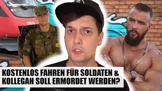 Soldaten im ICE, Ärger bei Kollegah & Amazon hart abgezockt! | #LeNews