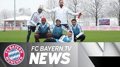 Busy FC Bayern: Post-Wolfsburg, pre-Beşiktaş – Wagner speaks