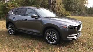 2019 Mazda CX-5 Overview