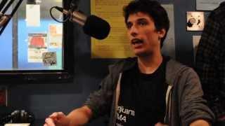 Alex Betsos Executive of CSSDP SFU student group, on Sound Therapy Radio show.!