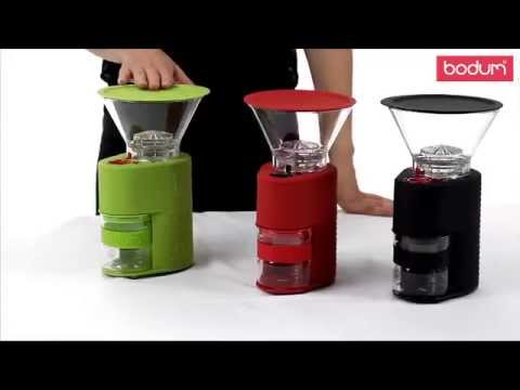 Bodum bistro elektrisk kaffekværn – Husholdningsapparater