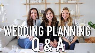 WEDDING PLANNING Q&A W/ MY WEDDING PLANNERS