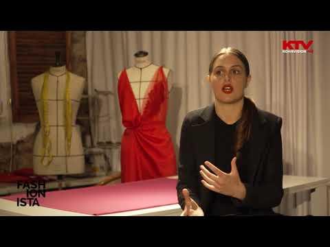 Fashionista - Luanda Bunjaku disenjatorja e re nga Gjakova