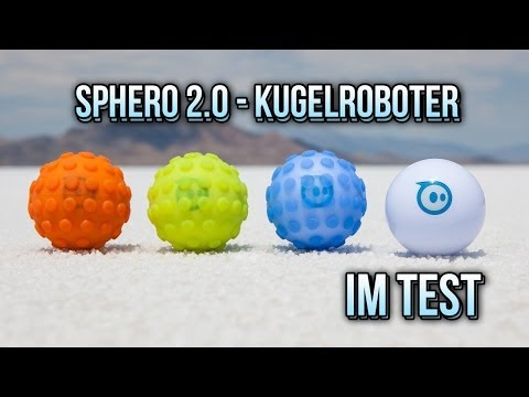 Sphero 2.0 im Test/Review (Deutsch)
