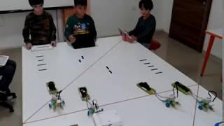 Robotik ve Kodlama Lego Wedo 2.0 Deniz- Berke- Mustafa-Hüseyin Çekici-4