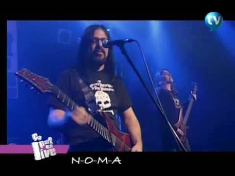 N-O-M-A - Full LIVE 2008 - TV show @orleanstv + interviews
