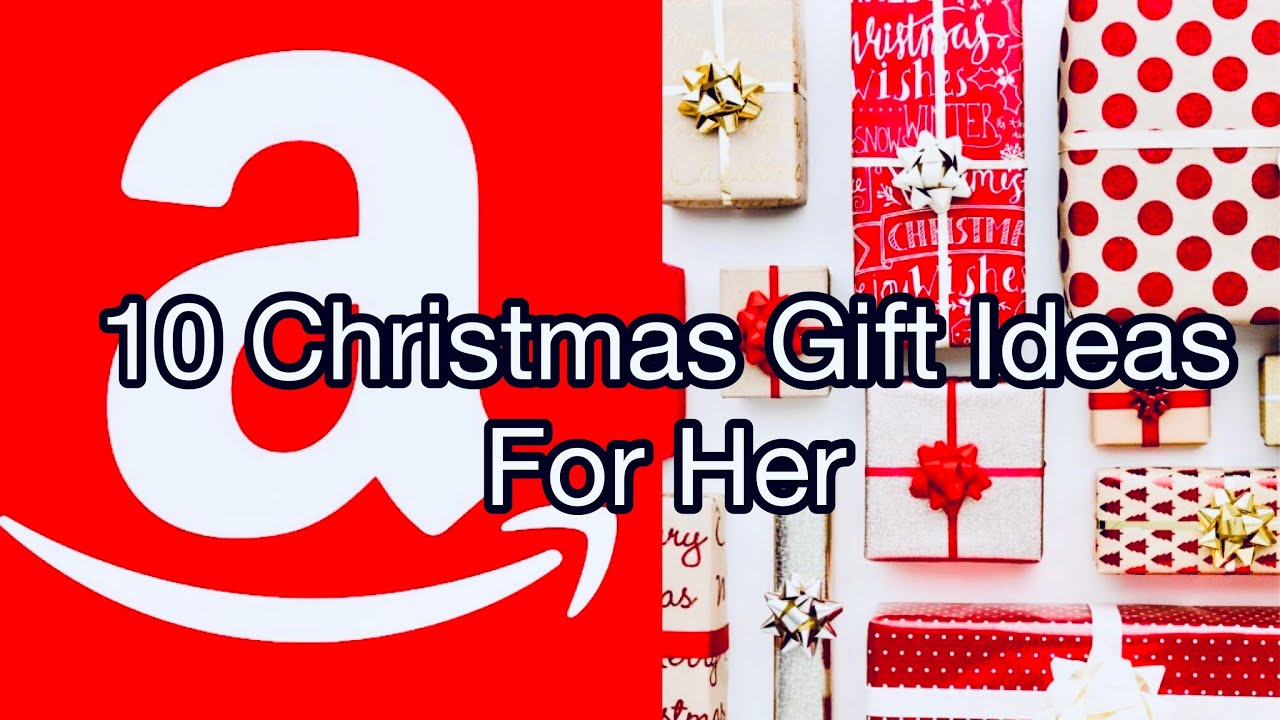 10 Christmas Gift Ideas For Your Girlfriend On Amazon Long Distance Relationship Youtube