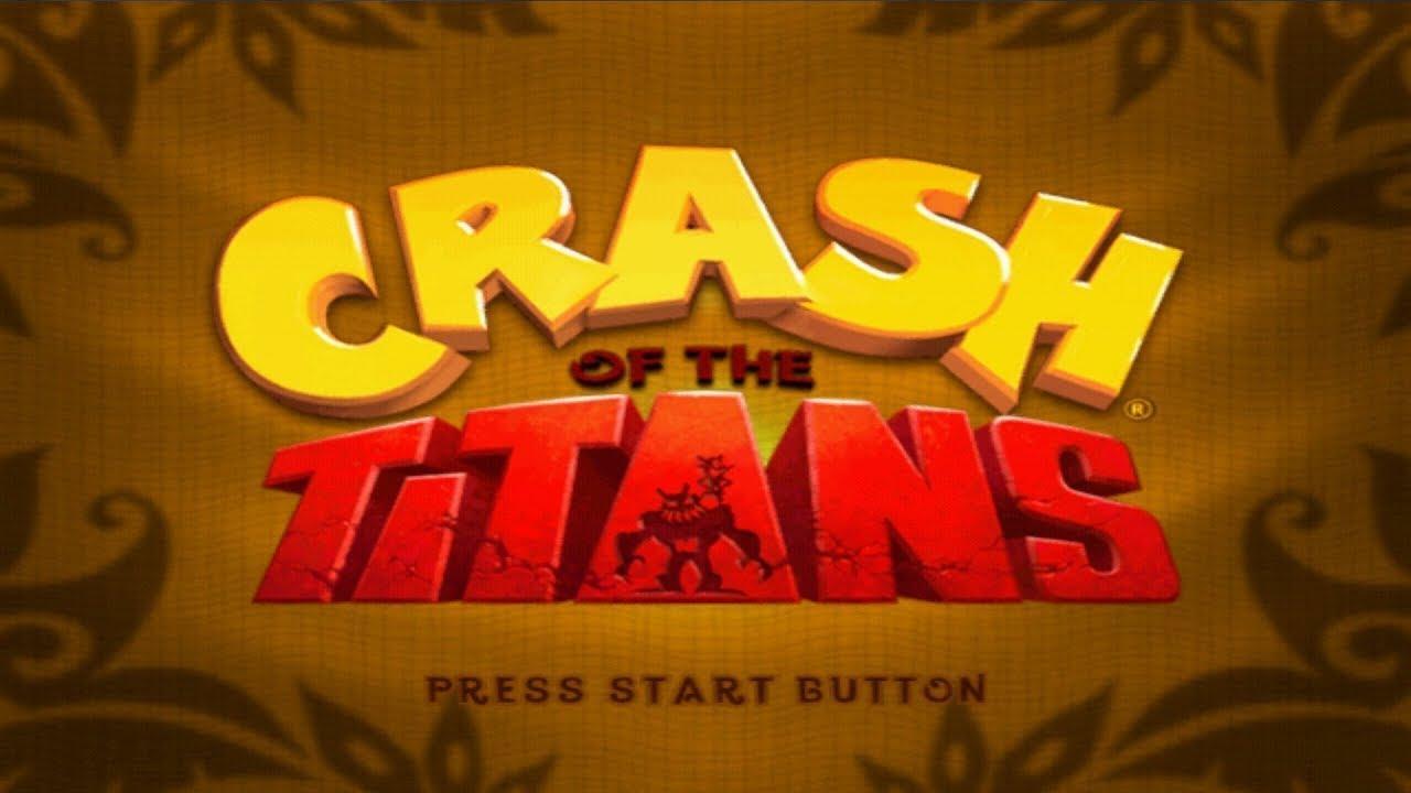 Crash of the Titans (100%)