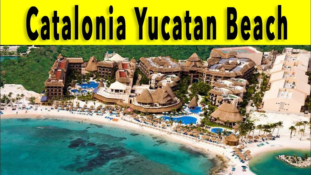 Catalonia Yucatan Beach Riviera Maya 2018