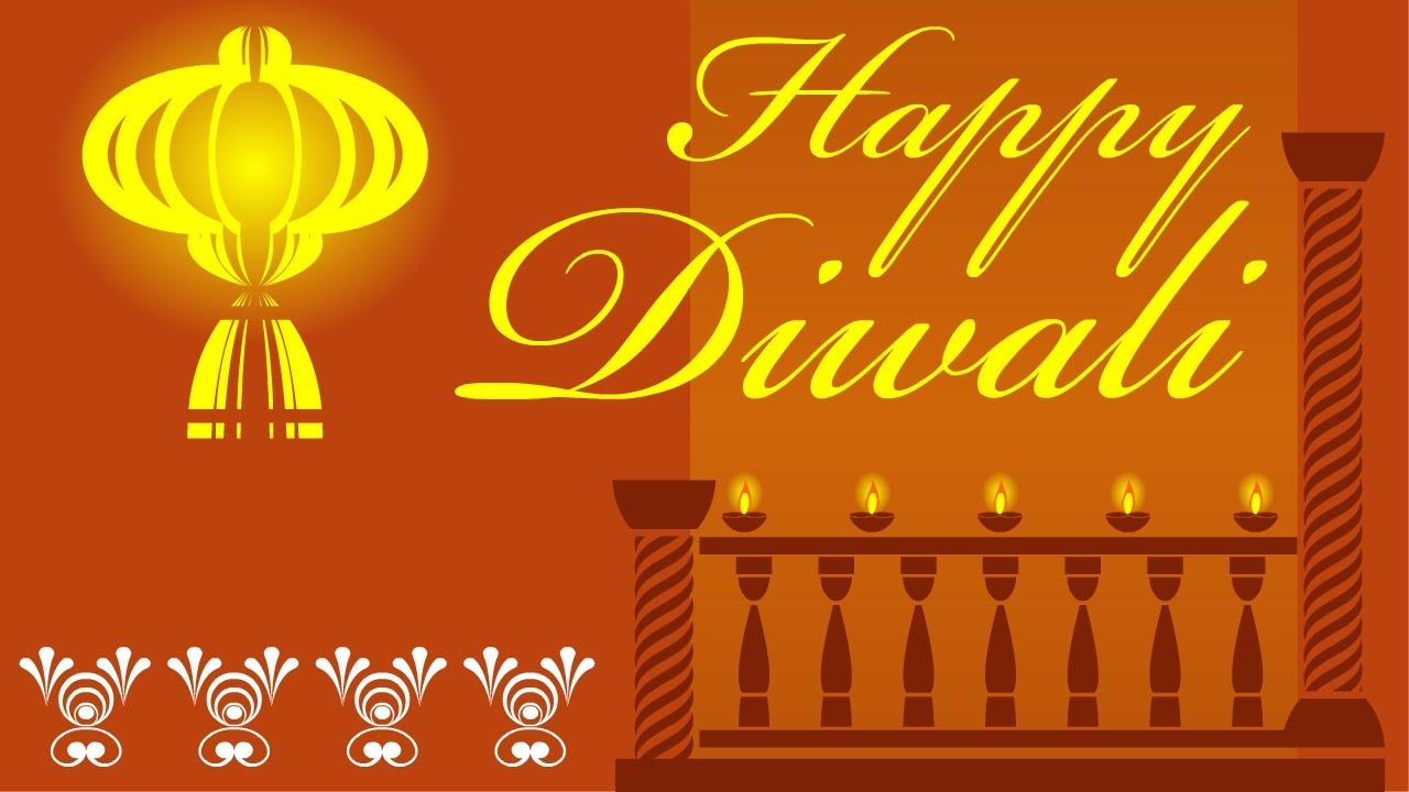 Happy Diwali Greeting 2017 Festival Of Lights 2017 Youtube