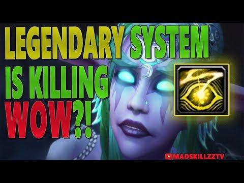 [LEGION] Legendary System is Killing World of Warcraft?!