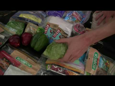 Food Barrel - What Do We Pack?