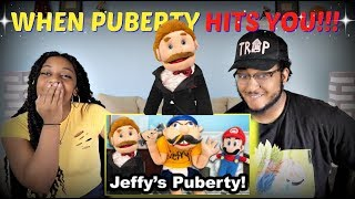 "SML Movie ""Jeffy's Puberty!"" REACTION!!!"