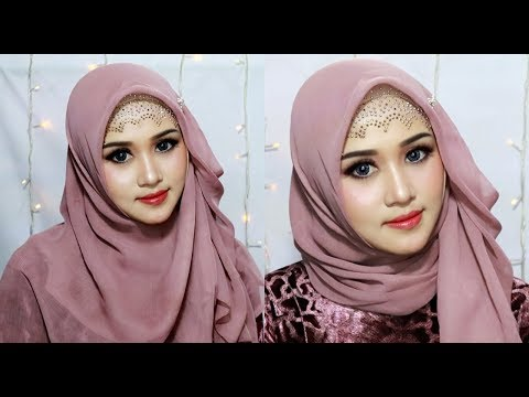 zaskiasungkar #shireensungkar #hijabtutorial #thesungkarsfamily Hijab tutorial menutup dada ala zaskia dan shireen sungkar..