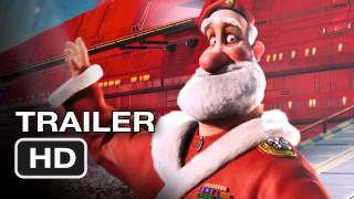 Arthur Christmas (2011) Full Trailer - HD Movie - James McAvoy Movie