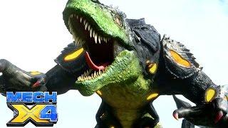 Monsters! | MECH-X4 | Disney XD