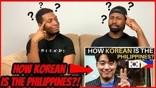 KOREANS LOVE THE PHILIPPINES THE MOST IN SOUTH EAST ASIA? | How Korean Is the Philippines| Ryan Bang