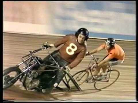 World Championship of the Stayer in Leicester 1982