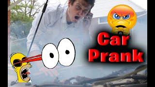 CAR PRANK YOUR PARENTS! | How to Prank