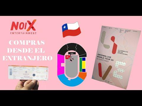 GOT7 y SS7 EN CHILE 2018 ¿COMO COMPRAR ENTRADAS? [Desde el extranjero]