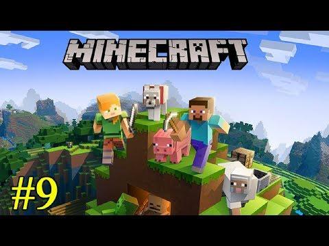 Minecraft ► Алмазная кирка ► №9