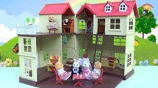 видео Купить кукольные домики и замок принцессы в интернет-магазине игрушек Toy.ru