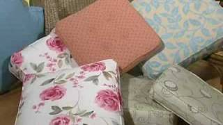 Conservatory Furniture Cushion Covers