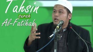 Tahsin Surah Al Fatihah (GETAR)_Ust. Harman Tajang, Lc., M.HI