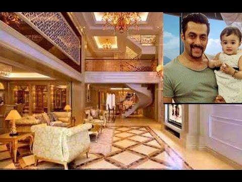 Salman khan's Dubai house Decoration's - YouTube
