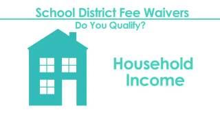 fee waivers in the madison metropolitan school district