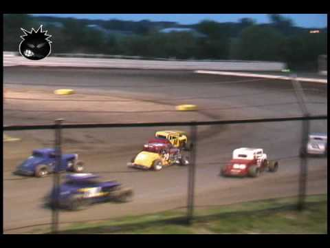 ODCR Dwarf Highlights from Creek County Speedway 5-30-10