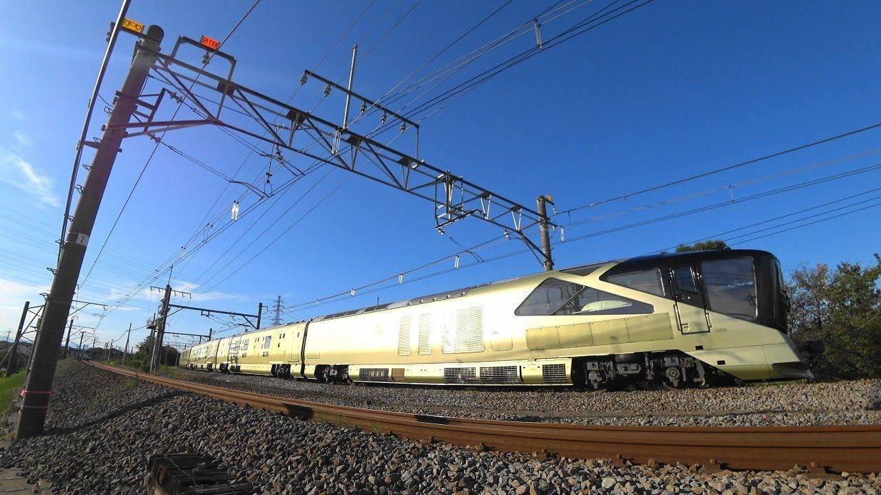 4K UHD|ac〕JR東日本・高崎(八...