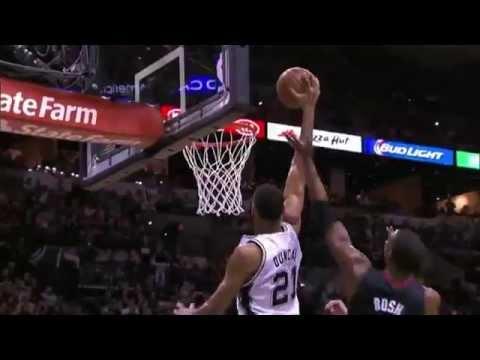 San Antonio Spurs 2014 Championship Playoff Run: Redemption