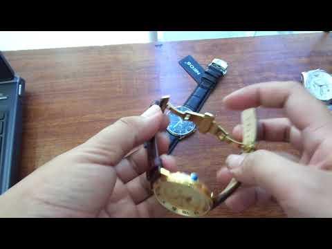 Cách Sử Dụng Khóa Cánh Bướm đồng Hồ đeo Tay- Neo 40668 - Trung Tín 6886