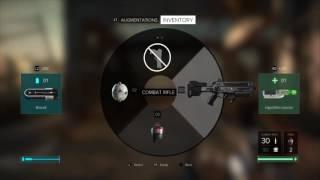 Deus Ex Mankind Divided playthrough #1 (Going in guns blazing)