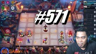 #571    TOP 1 MAGIC CHESS S5    MYTHIC PRO