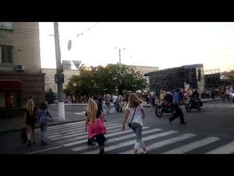 Andriy Lysenko: День міста у Кропивницькому 16.09.2017
