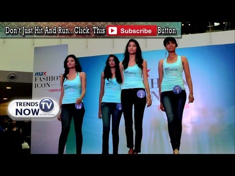 Max Fashion Icon India 2015 Unveiled | Hyderabad's Most Glamorous And Fashionable Stars