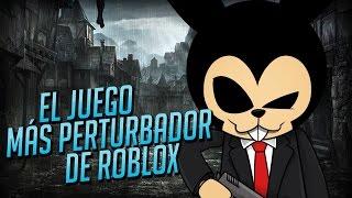 EL JUEGO MÁS PERTURBADOR DE ROBLOX | Eternal Horror In The House