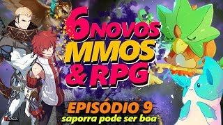 6 Novos MMORPG / MMO E RPG para 2019 / 2020 / PC, Xbox One, PS4 & Switch | 7 Fases
